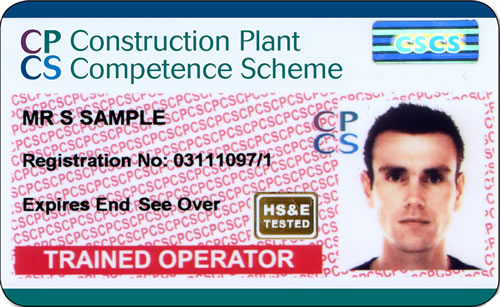 cpcs red trained operator card