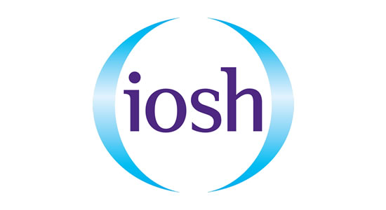 iosh, institution of occupational safety logo